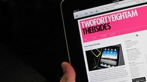 248am's iPad