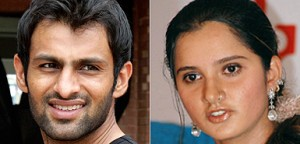 Shoaib Malik and Sania Mirza. Image Courtesy 'Deadpan Thoughts'