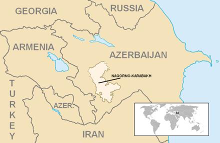 Regione Nagorno Karabakh