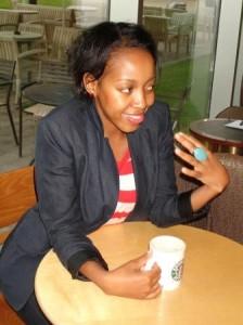 Jessica Ramohoebo geeft haar mening over de Afrikaanse mode-industrie
