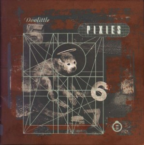Pixies Doolittle album cover