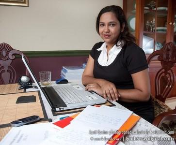 Aarti Gosine, editore di libri per la scuola primaria