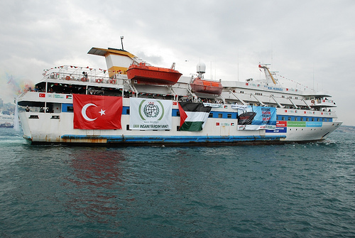 Freedom Flotilla - On The Way