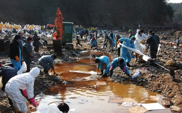 Taean County oil spill, 2007