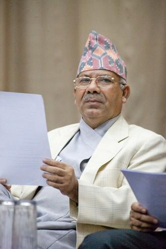 Madhav Kumar_Nepal