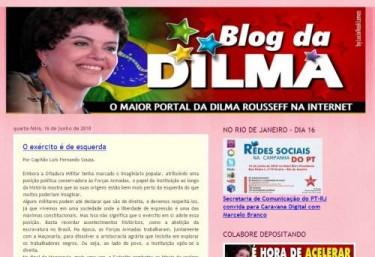 Blog di Dilma
