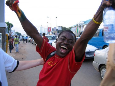 ghana june victory 375x281 7 facts to love about Ghana