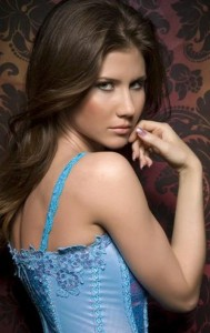 Anna Chapman, picture from her Facebook account
