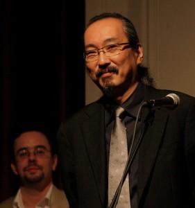 Satoshi Kon by Aaron Webb
