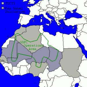 AQIM Area via Orthuberra su Wikimedia