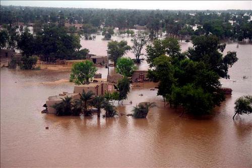 Floods in Pakistan, Ausgust 2, 2010
