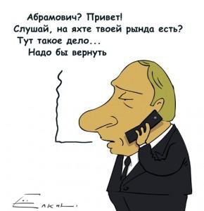 Putin e la Rynda