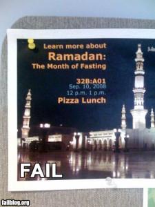Ramadanposter