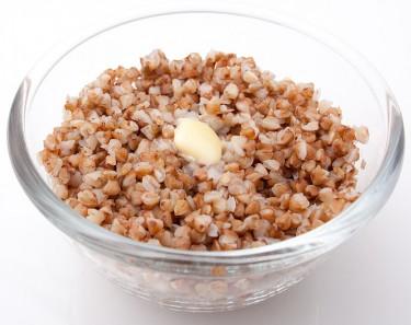 Buckwheat porridge, photo by Laitr Keiows