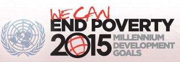 We Can End Poverty - Milennnium Development Goals