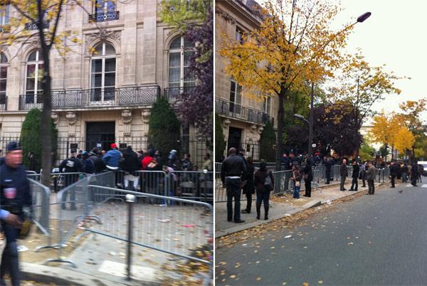 Elezioni ivoriane a Parigi