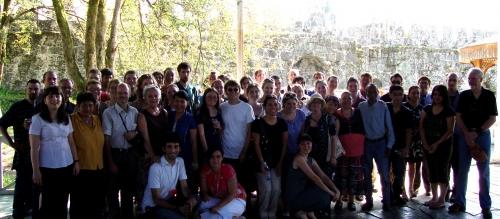 Foto dei volontari del progetto TLG
