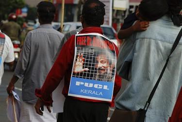 Campagna per la liberazione del dottor Binayak Sen
