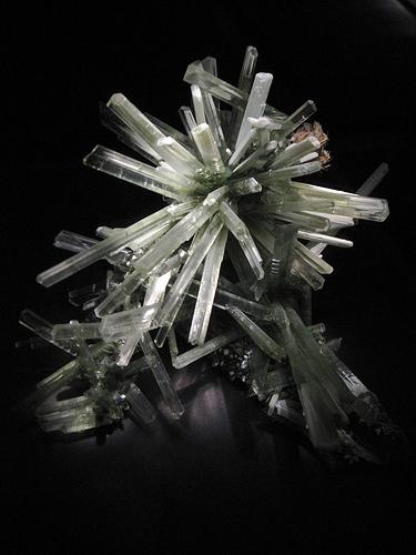 Foto di cristallo di selenite