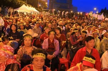 Protesta a Taiwan