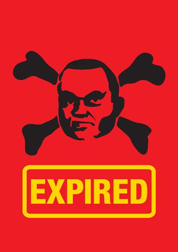 Expired.