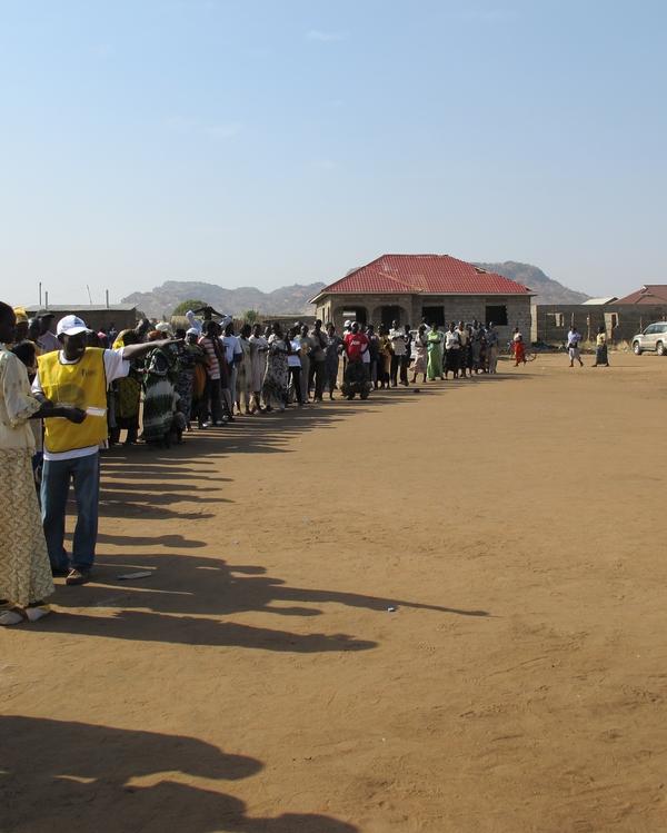 Il referendum per il Sud Sudan