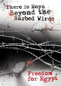 There is hope beyond barbed wires.