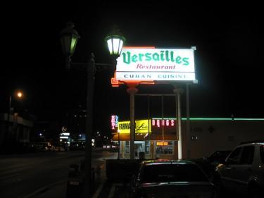 Il ristorante Versailles a Miami