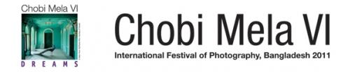 Chobi Mela VI banner