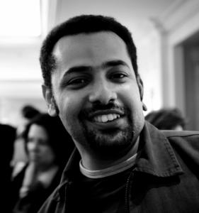 Egyptian blogger Wael Abbas. Image by Hossam el-Hamalawy (CC BY-NC-SA 2.0)