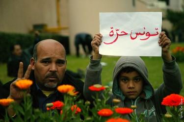 'Free Tunisia'