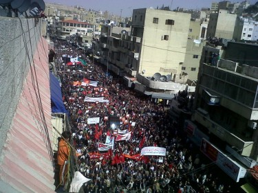 @hamawii4 #reformjo #jo #amman downtown today (posted 25/02/11)