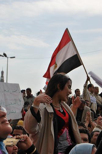 الثورة - تصوير ايمان مسعد مستخدمة تحت رخصة المشاع الإبداعي