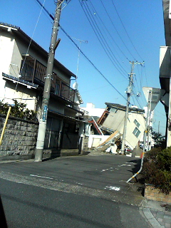 Image of Mito City, Ibaraki Prefecture by Twitpic user emewmew.
