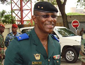 General Philippe Mangou. Image available via Wikipedia, under Creative Commons license.