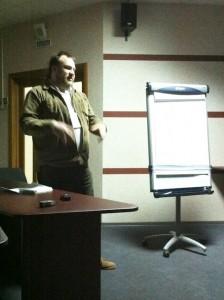 Denis Smagin telling about dorogi.teron.ru