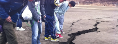 Photo from March 11 earthquake in Japan shared by @mitsu_1024 (via wikitree.co.kr)