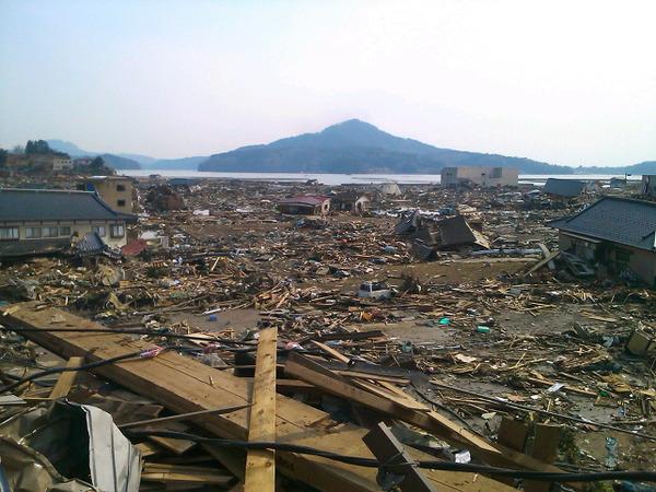 Picture from Kesennuma