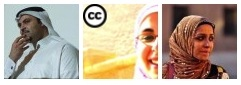 Yacoub Al-Slaise, Eman AbdElRahman and Sana Saleem
