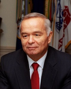 Uzbekistan President Islam Karimov. Image by Helene C. Stikkel for US Department of Defense, in public domain.