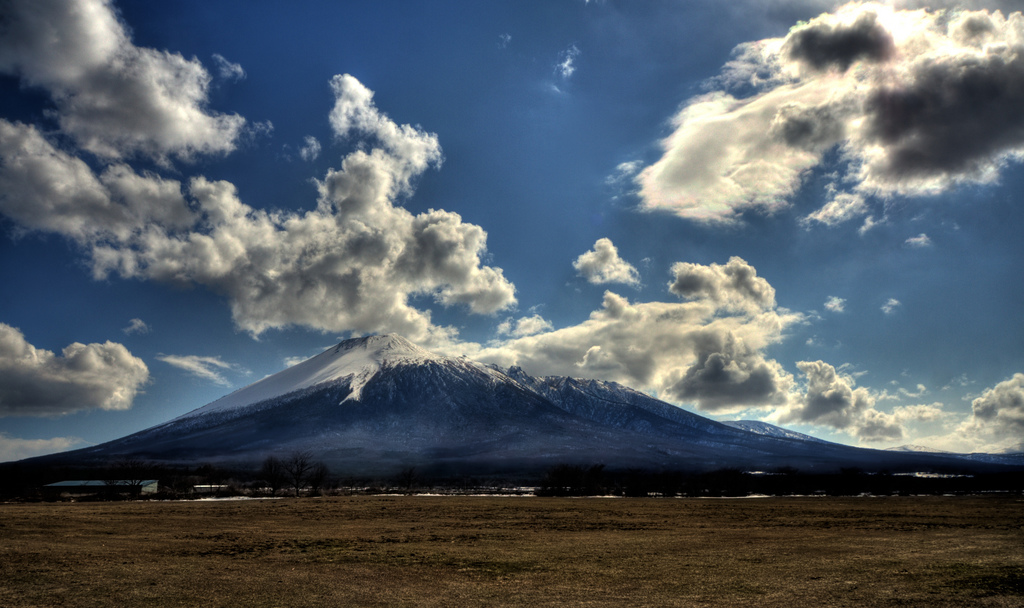 Mount Iwate, Japan. Image by Flickr user Jasohill (CC BY-NC-SA).