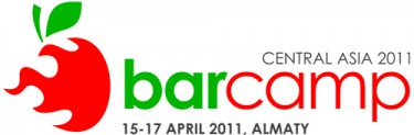 BarCamp Central Asia logo