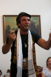 Vittorio Arrigoni. Image by Peter Philips, used with permission.