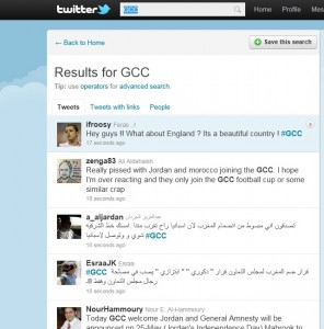 The hash tag #GCC went on fire after the news of Morocco and Jordan requesting to join the GCC.