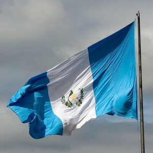 Guatemalan flag. Image by Flickr user olaf141 (CC BY-NC-ND 2.0).