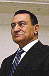 Former Egyptian President Hosni Mubarak. Image by Agência Brasil (Creative Commons Atribuição 2.5 Brasil).