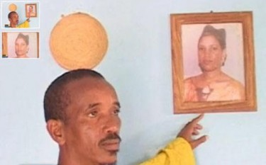 Picture of Nafissatou Diallo as shown by her brother in Guinea from BFMTV.com screenshot.