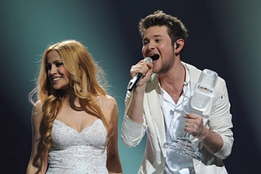 Azerbaijan win Eurovision
