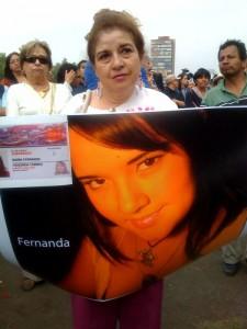 Fernanda's Mother. Image by Geraldine Juárez.