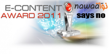 Nawaat says no to its Bahrain government-sponsored blog award.
